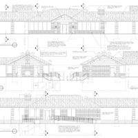 EVCC-Tennis Clubhouse elevations