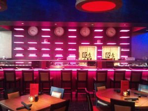 Wok-n-fire-BurrRidge-restaurant-seating-area