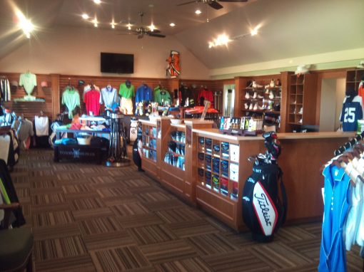 Edgewood Valley Country Club- Pro Shop Renovation