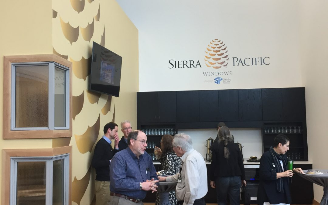 Sierra Pacific Windows Showroom